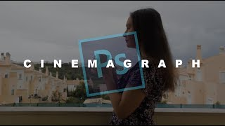 Tutorial Cara Membuat CINEMAGRAPH - Adobe Photoshop CC 2017 (Indonesia)