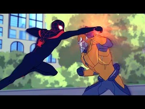 Marvel | Человек паук 2017 | сезон 1 серия 25 - Хобгоблин. Часть 2