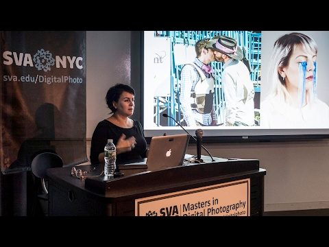 Claudia Grimaldi Marks - Senior Art Director, Getty Images
