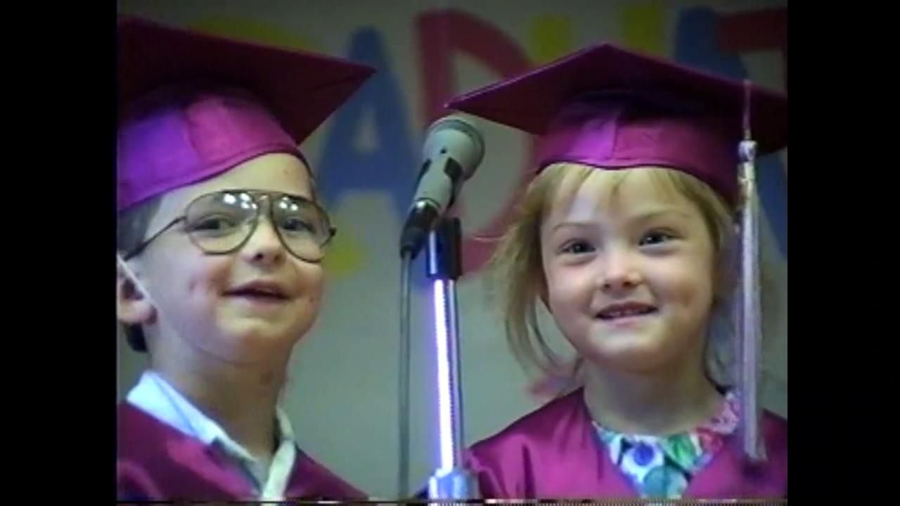MES Kindergarten Graduation  6-22-94