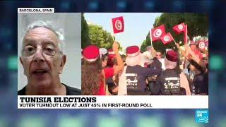 Tunisia elections: 'whoever runs ...