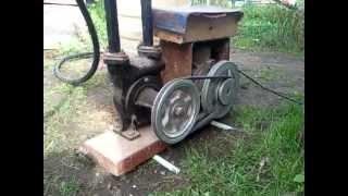 Помпа водяная. 3 куба в час.(, 2012-05-09T08:51:38.000Z)