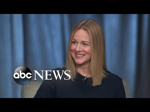 Laura Linney opens up about motherhood: 'It's been tastic'