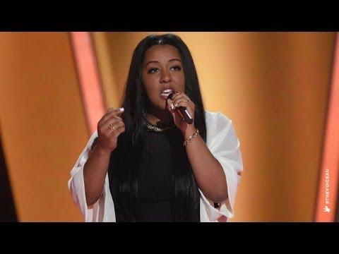 Soli Tesema Sings Halo | The Voice Australia 2014