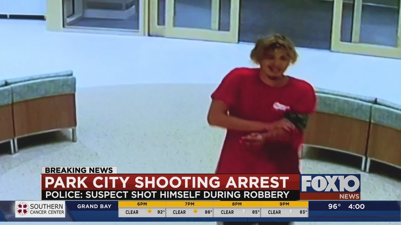 VIDEO: Daphne attempted murder suspect seeks help after accidentally  shooting self in arm