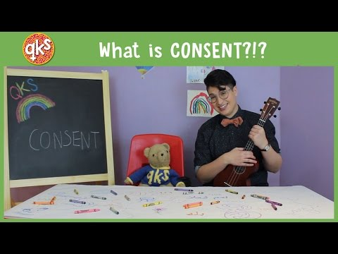 Here's A Brilliant Way To Explain What 'Consent' Means To Kids