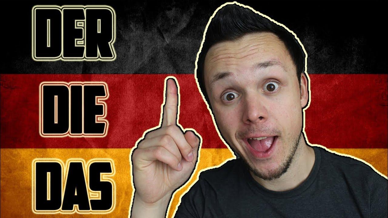 Learn German Articles | Der, Die or Das? | Grammar Lesson