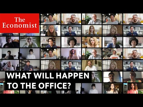 Covid-19: is working from home really the new normal? | The Economist