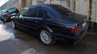 BMW E38 состояние после покупки