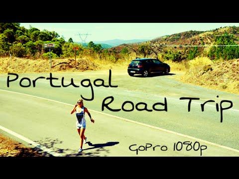 Portugal Road Trip 2015 | GoPro Hero 4 Black | 1080p Full HD