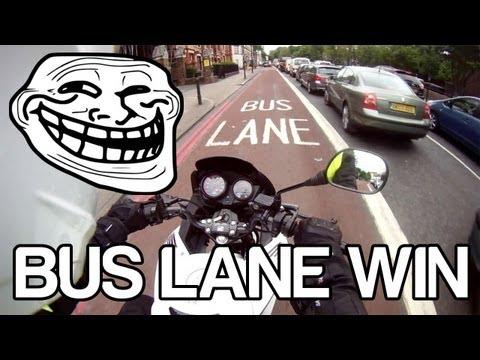 Bus Lane Win