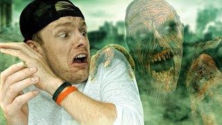 ONZICHTBARE ZOMBIES! - Minecraft Survival #255