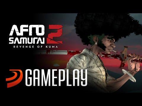 AFRO SAMURAI 2:  Gameplay Comentado de un Harakiri jugable