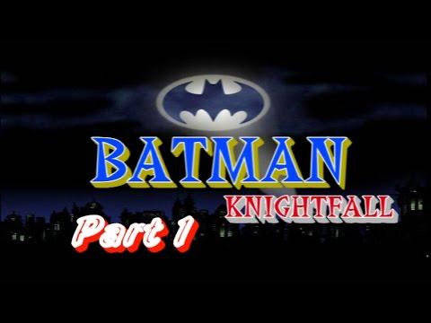 Batman Knightfall Motion Comic & Audio Drama Part 1