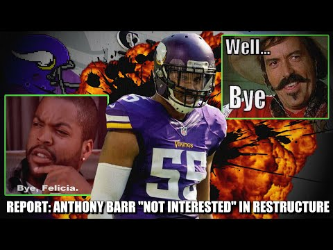 REPORT: Anthony Barr is