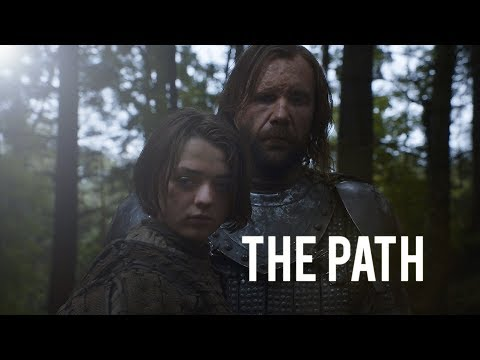 (GoT) Arya & Sandor || The Path