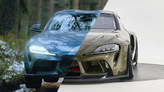 MOST EXPENSIVE A90 SUPRA DRIFT CAR PROJECT SECRETS