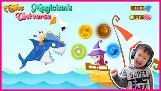 The Magician Universe - Let Save Kiki and Miu Miu | BabyBus Game!