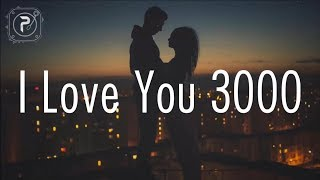 Stephanie Poetri - I Love You 3000 (Lyrics)
