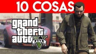 10 COSAS ¡DIVERTIDAS! que TODOS HACEMOS en GTA V ¡Grand Theft Auto 5!   ¡DEBES VER este VÍDEO! 2019