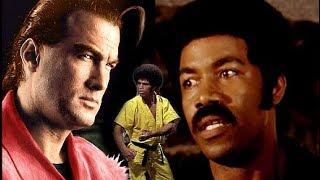 Video Steven Seagal VS Black Dynamite Michael Jai White & Black Samurai Jim Kelly! ☯Top 3 Kung Fu Fighters download MP3, 3GP, MP4, WEBM, AVI, FLV Maret 2018
