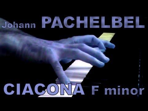 Johann PACHELBEL: Ciacona in F minor, T206