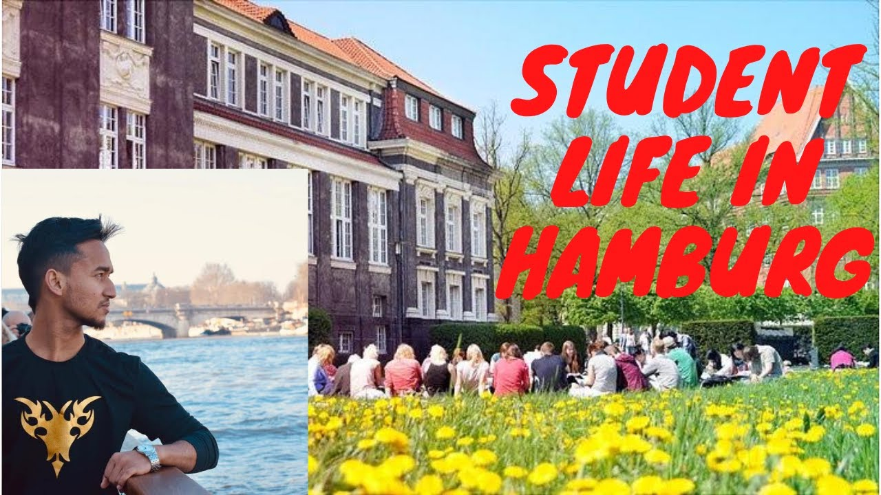 Student life in Hamburg