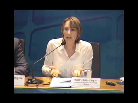 Seminário Licenciamento Ambiental e Governança Territorial - Sessão IV - parte 1