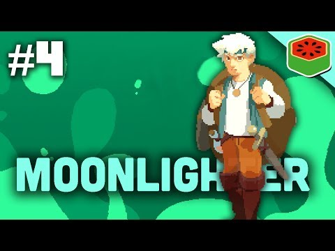 DIVING DOWN THE DUNGEON | Moonlighter [Part 4]