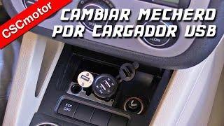 Instalar cargador USB al coche | Consejos