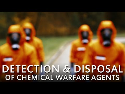 Preparing to deal with the threat from chemical, biological and nuclear weapons