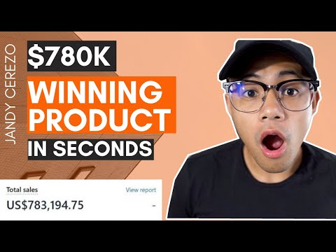 NEVER SEEN BEFORE Winning Product Research Methods | Dropshipping 2020 thumbnail