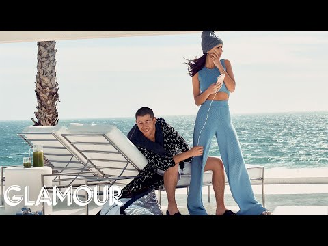 Guess How Many Selfies Nick Jonas and Emily Ratajkowski Have on Their Phones | Glamour