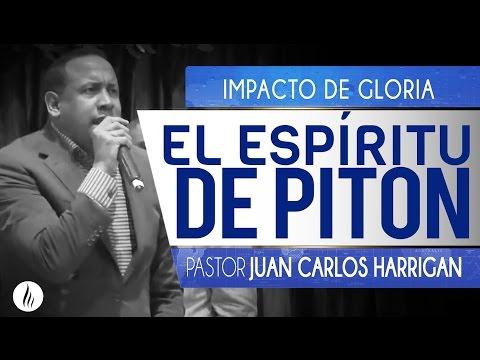 Pastor Juan Carlos Harrigan (ESPIRITU DE PITON) Alguien tiene que ver esto