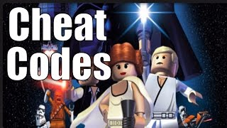 LEGO Star Wars II: The Original Trilogy Cheat Codes