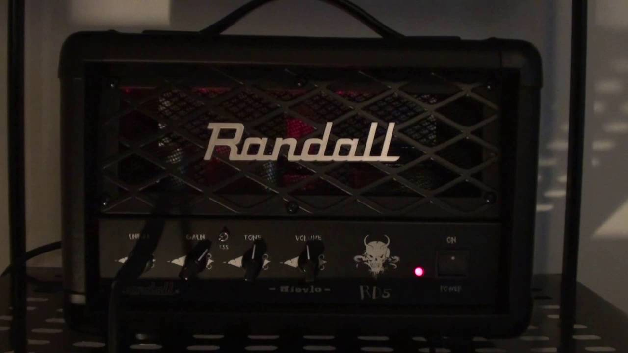 Randall Diavlo RD5 - Meat Mod