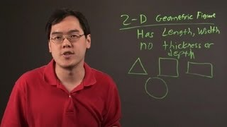 The Definition of a Two-Dimensional Geometric Figure : Math Definitions & More