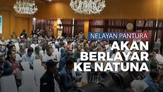 120 Nelayan Pantura akan Berlayar ke Natuna