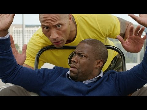 Central Intelligence - Official Trailer [HD] thumbnail