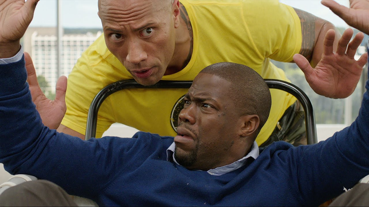 Central Intelligence Official Trailer Hd Youtube
