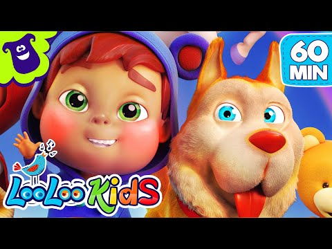 Bingo - Amazing Songs With Animals | LooLoo Kids