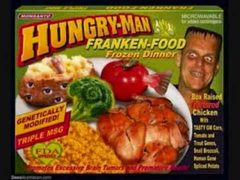 FRANKEN FOODS (A MUST SEE VIDEO) CRY FREEDOM SHOW NOV 22 ON CMR