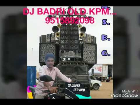 ERRAJENDA SONG..DJ BADRI OLD KPM