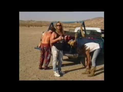 Bonfire - American Nights (music video)