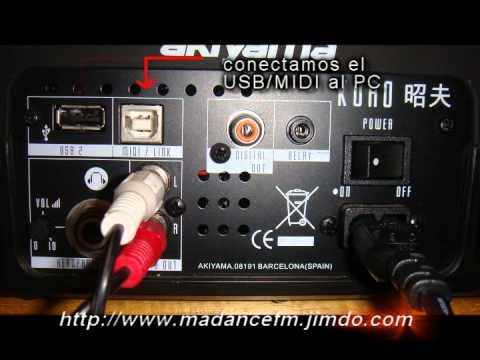 Tutorial conectar mesa de mezclas cdj 39 s y micro para for Mesa de mezclas para pc