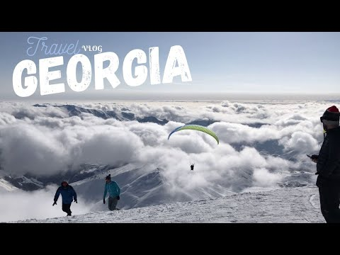 Travel Georgia 2018 (The Amazing Georgia, Tbilisi, Gudauri, Kazbegi)