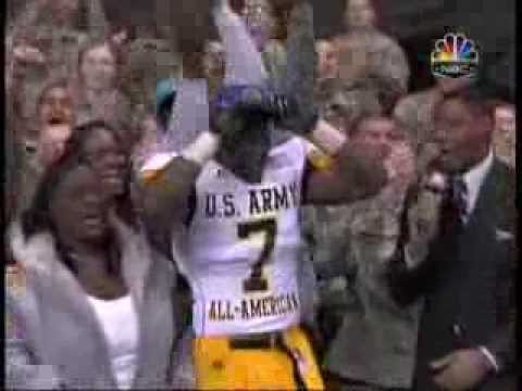 2010 Army Bowl | Ronald Powell Commitment