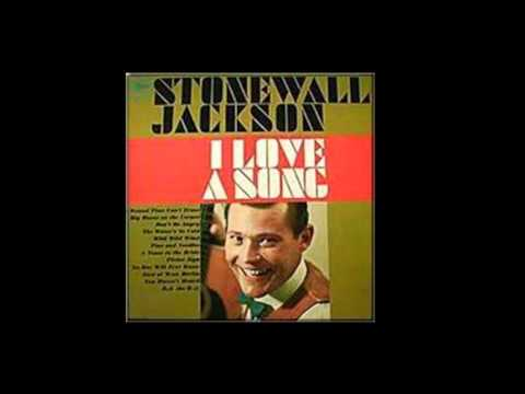 Stonewall Jackson - B.J. The D.J. 1964