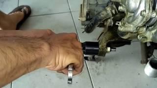 Download Video cara melepaskan bosh hanger vario. MP3 3GP MP4