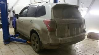 Subaru Forester 2013. Пробег 80 000 км.